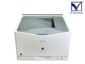 LBP9100C Canon A3カラーレーザープリンタ 約7.6万枚【中古】