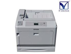 EPSON LP-S6160 A3カラーレーザープリンタ ビジネスモデル 総印刷約1,300枚 有線LAN標準対応【中古】