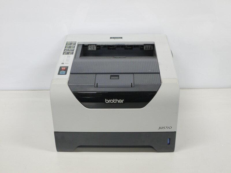 HL-5350DN Brother A4 モノクロレーザープリンター 約4.3万枚 【中古】【送料無料セール中! (大型商品は対象外)】