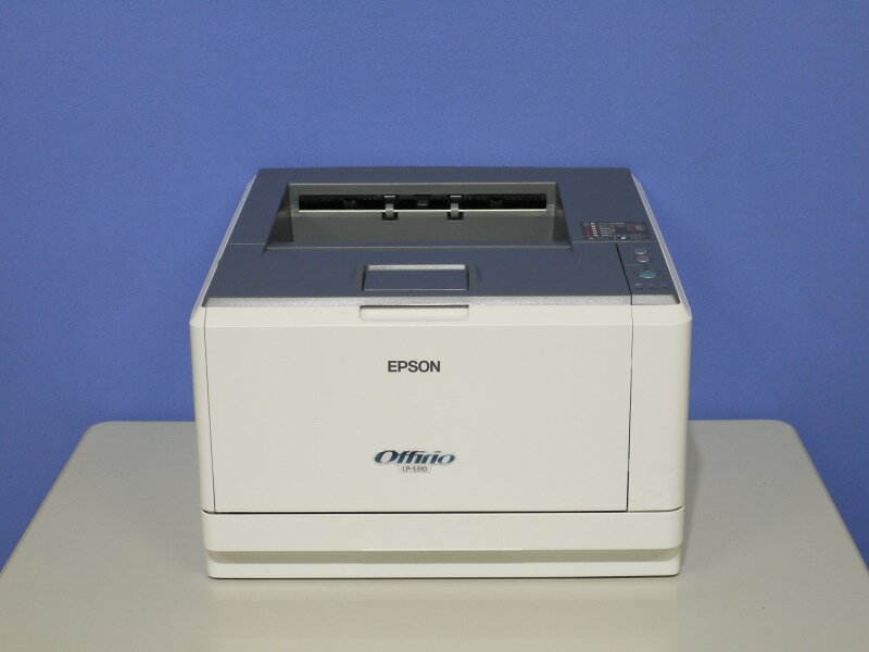 LP-S310 EPSON A4モノクロレーザープリンター USB/パラレル対応 約9,000枚 【中古】【送料無料セール中! (大型商品は対象外)】