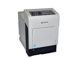 ECOSYS FS-C5400DN 京セラ A4カラープリンター 約29万枚 【中古】