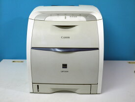 Canon Satera LBP5300 A4カラーレーザープリンター 約50枚 Windows98対応【中古】
