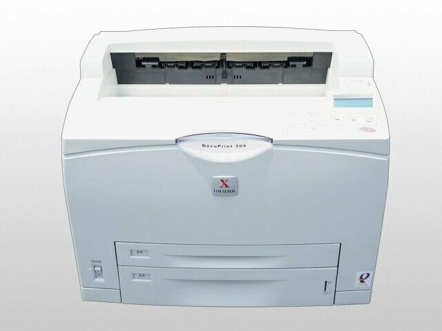 DocuPrint 305 FUJI XEROX N3300014 A3モノクロレーザー 約700枚 【中古】【送料無料セール中! (大型商品は対象外)】