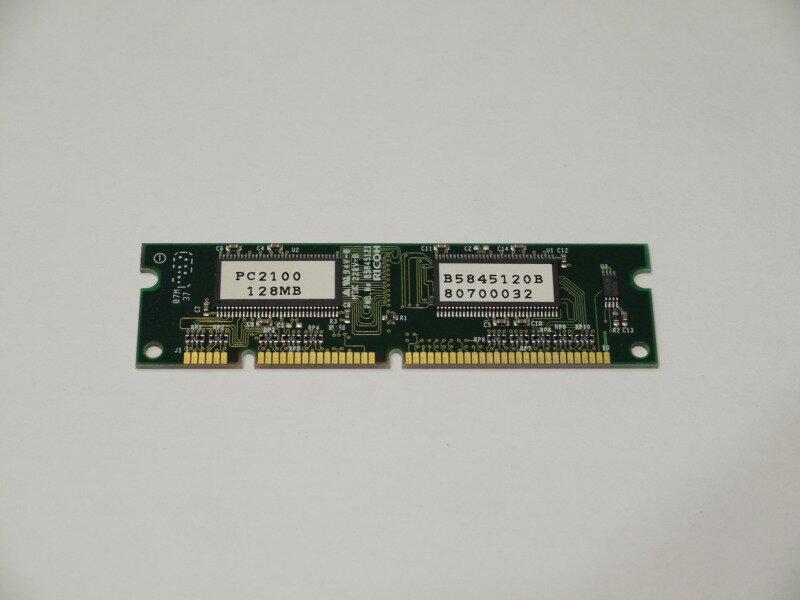 RICOH SDRAMモジュールVIII 128MB プリンター増設メモリ 128MB 515501【中古】【送料無料セール中! (大型商品は対象外)】