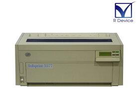 IBM infoprint 5577-C02 ドットプリンタ ネットワーク対応【中古】
