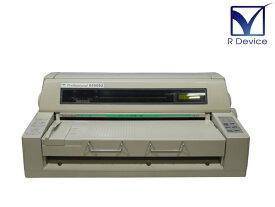 ブロードリーフ Professional 8490S2 ドットプリンタ MICROLINE 8480SU2-R OEM品【中古】