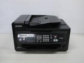 【IC69番インク対応】PX-535F EPSON FAX/ADF付き 有線/無線LAN対応 A4ビジネスインクジェット複合機 【中古】