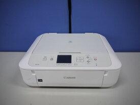 【BCI-370/371インク対応】PIXUS MG5730 WH ホワイト Canon A4インクジェット複合機 Wi-Fi対応【中古】