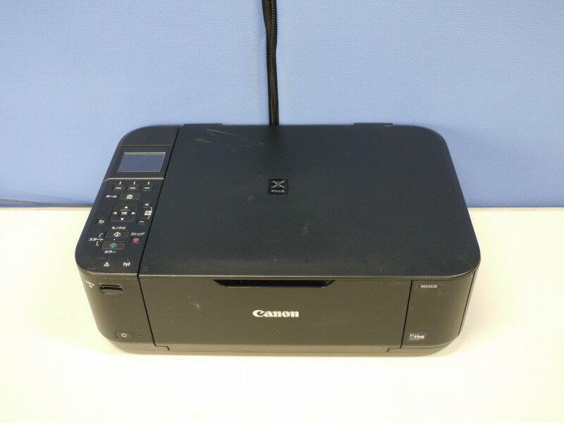 MG4230 Canon PIXUS A4インクジェット複合機 Wi-Fi スマートフォンプリント対応【中古】【送料無料セール中! (大型商品は対象外)】