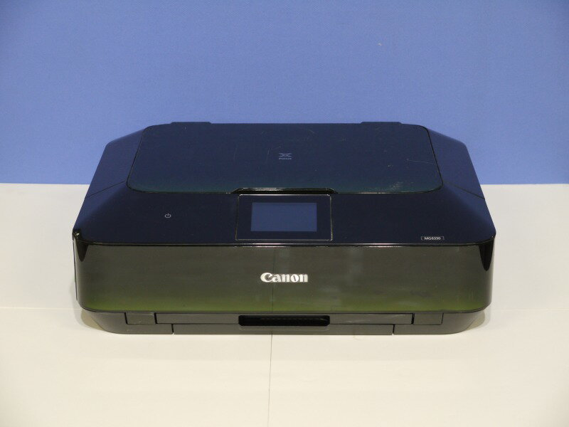 【BCI-350/351インク対応】MG6330 Canon PIXUS A4インクジェット複合機 本体カラー:グリーン【中古】【送料無料セール中! (大型商品は対象外)】