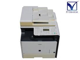 Canon Satera MF8350Cdn A4カラーレーザー複合機 コピー/プリンター/スキャナー/FAX 有線LAN対応 約1.4万枚【中古】