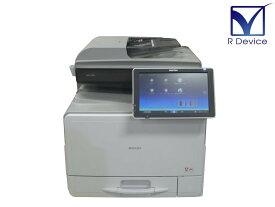 RICOH MP C306Z SP A4カラーレーザー複合機 コピー/プリンタ/スキャナ 総印刷枚数 1,000枚以下【中古】