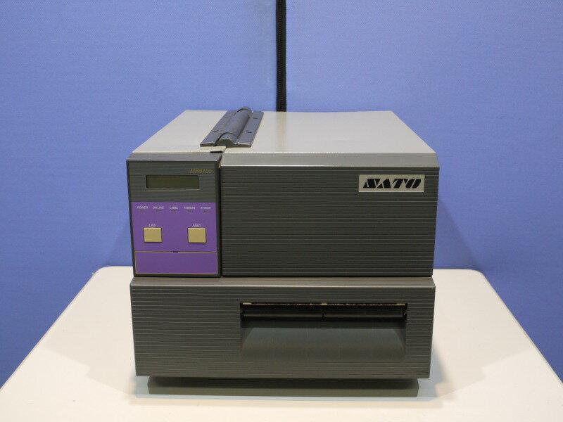 MR610e SATO バーコードラベルプリンタ カッター付き USB 【中古】【送料無料セール中! (大型商品は対象外)】