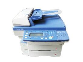 V-860 Muratec B4送受信対応 モノクロFAX USB/LAN 増設カセット1段付【中古】【送料無料セール中! (大型商品は対象外)】