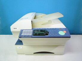 NEFAX590 NEC B4送受信対応モノクロFAX トナー・ドラム無 【中古】【送料無料セール中! (大型商品は対象外)】