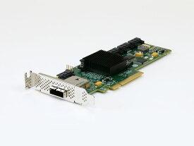 68Y7354 IBM 6Gbps SAS ホストアダプタ PCI Express 2.0 x8 LSI Logic SAS 9212-4i4e/H5-25326-01F LowProfile【中古】【送料無料セール中! (大型商品は対象外)】