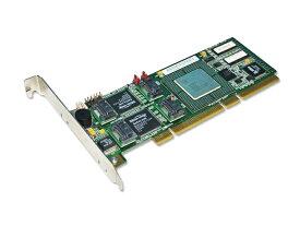 Intel A97181 4HANNEL SATA PCI-X RAID SERVER CONTROLLER CARD 【中古】