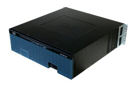 CISCO3925-CHASSIS V02 Cisco Systems サービス統合型ルータ /w C3900-SPE100/K9【中古】【送料無料セール中! (大型商品は対象外)】