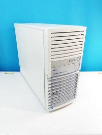 Express5800/T110c N8100-1699 NEC PentiumG 6950 2.8GHz/2GB/1TB/DVD-ROM【中古】