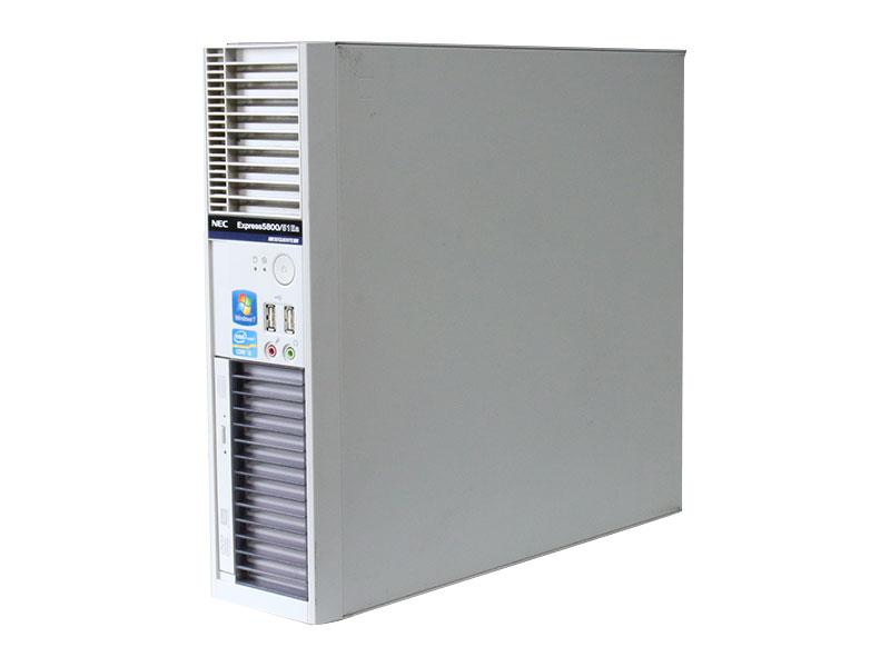 Express5800/51Ea N8100-8033 NEC Core i3-2120 Processor 3.30GHz/2GB/500GB *2/DVD-RW【中古】【送料無料セール中! (大型商品は対象外)】