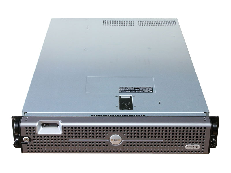 PowerEdge 2950 DELL Xeon Processor 5160 *2/4GB/HDD非搭載/DVD-ROM/PERC 5i/電源ユニット *2【中古】【送料無料セール中! (大型商品は対象外)】