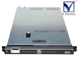 PowerEdge R300 DELL Xeon Processor E3113 3.00GHz/1GB/HDD非搭載/DVD-ROM/SAS 6/iR/電源ユニット *2【中古サーバー】