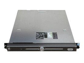 PowerEdge 850 DELL Pentium D 3.20GHz/2GB/250GB/光学ドライブ非搭載/本体鍵欠品【中古】