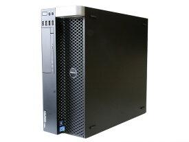 Precision Tower 7810 DELL Windows 10 Pro Xeon E5-2603 v3 *1/8GB/500GB/DVD-RW/NVIDIA NVS 310【中古】 【2019年11月26日 (火) 01:59まで! ポイント最大20倍 ポイントアップキャンペーン中!!】