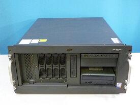 PRIMERGY TX150 富士通 Pentium4 2.66GHz/1GB/160GB/CA06306-H340【中古】