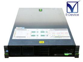 PRIMERGY RX300 S7 PYR307R2N 富士通 Xeon Processor E5-2620 2.00GHz *2/96GB/HDD非搭載/DVD-ROM/電源ユニット *2【中古サーバー】