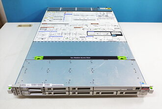 ORACLE Sun Fire X4170 M2 Server/Intel Xeon E5620 2.8GHz/4GB/DVD-ROM