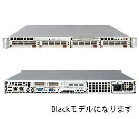 【外箱傷/凹みあり】Super Micro Computer SYS-6015P-8B ベアボーンサーバー 1Uラックマウント LGA771x2/Intel 5000P 新品未使用