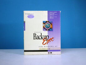 Seagate BackupExec Version7 WindowsNT用 シングルサーバー版【中古】