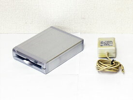 LMO-FB1365U2 Logitec 3.5インチ 1.3GB 外付けMOドライブ USB対応【中古】【送料無料セール中! (大型商品は対象外)】