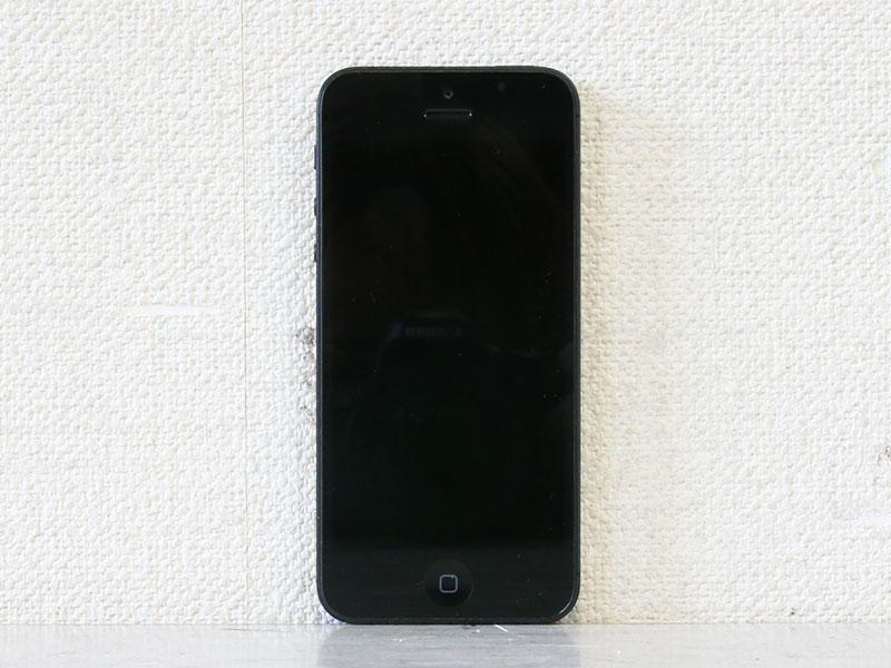 【ネットワーク利用制限▲】Apple iPhone 5 Model A1429 MD669J/A ブラック SoftBank/16GB/iOS 10.3.3【中古】【送料無料セール中! (大型商品は対象外)】