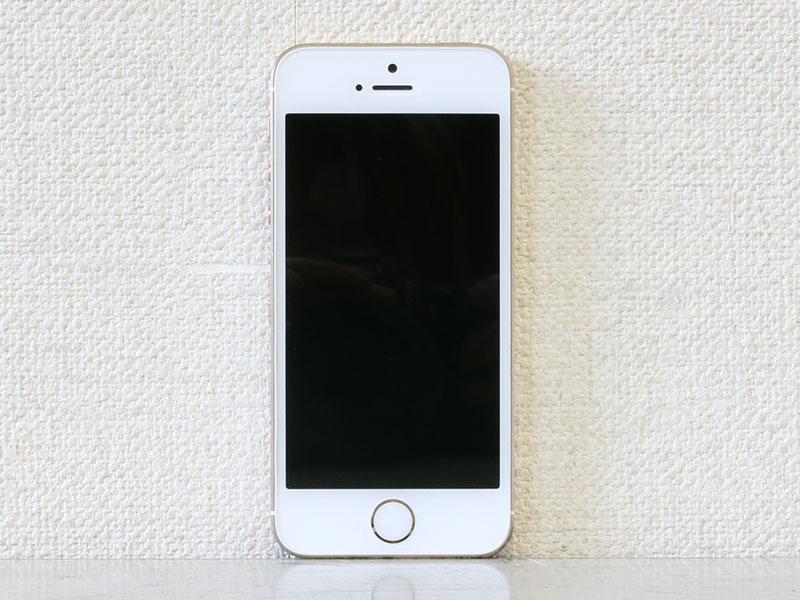 【ネットワーク利用制限○】Apple iPhone 5s Model A1453 ME382J/A ゴールド SoftBank/16GB/iOS 11.4【中古】【送料無料セール中! (大型商品は対象外)】