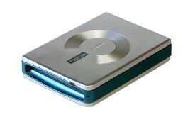 MOC2-U1.3H IODATA USB 2.0/1.1対応 1.3GB コンパクトMOドライブ【中古】【送料無料セール中! (大型商品は対象外)】