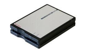 MOC2-U1.3R IODATA USB 2.0/1.1対応 1.3GB コンパクトMOドライブ ACアダプタ欠品【中古】【送料無料セール中! (大型商品は対象外)】