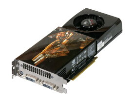 LEADTEK GeFORCE GTX280 1GB DVI *2/TV-out PCI Express 2.0 x16 WinFast GTX 280 1024MB【中古】4980