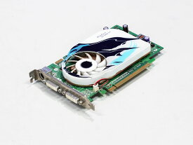 Leadtek GeForce 8600 GT 256MB DVIx2/TV-out PCI Express x16 WinFast PX8600 GT TDH【中古】