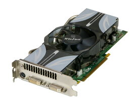 LEADTEK GeForce 7800 GTX 256MB DVI*2/TV-out PCI Express x16 WinFast PX7800 GTX Extreme【中古】