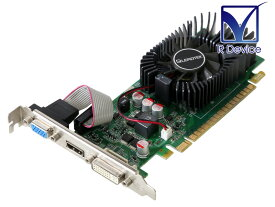 Leadtek Research GeForce GT 620 1024MB DVI-I/HDMI/VGA PCI Express 2.0 x16 WinFast GT 620 LP 1024MB【中古ビデオカード】