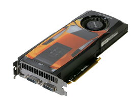 Leadtek Research GeForce GTX 570 1280MB Dual-Link DVI *2/mini HDMI PCI Express x1 WinFast GTX570【中古】