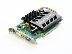 Leadtek Geforce 7600GS 256MB VGA/HDMI/TV-out PCI Express x16 WinFast PX7600 GS TDH【中古】