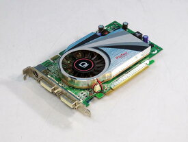 LEADTEK GeForce 7600GT 256MB DVIx2/TV-out PCI Express x16 WinFast PX7600 GT TDH【中古】