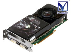 Leadtek Research GeForce 8800 GTS 512MB DVI-I *2/HDTV-OUT PCI Express 2.0 x16 WinFast PX8800 GTS 512MB【中古ビデオカード】