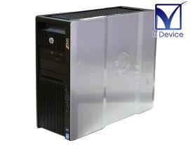 Z820 Workstation LJ452AV HP Xeon Processor E5-2630 v2 2.60GHz *2/64GB/512GB + 2TB *3/Quadro K5000/Tesla K40c *2/Windows 10 Pro 64bit【中古ワークステーション】