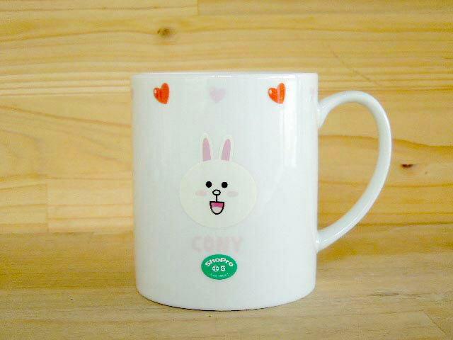 LINE コニー マグカップ
