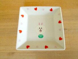 LINE コニー 角皿