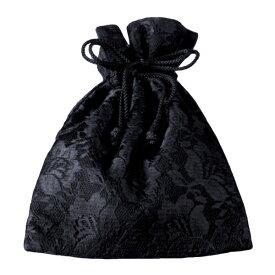 フォーマル用バッグ 鞄(かばん) ブラックフォーマル 巾着